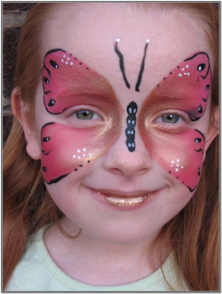 Children's Face Painting Ideas Simple