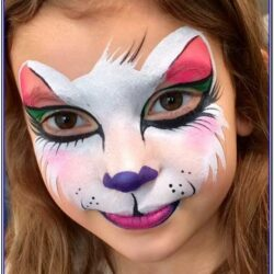 Childrens Face Painting Images