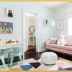 Childrens Playroom Paint Ideas