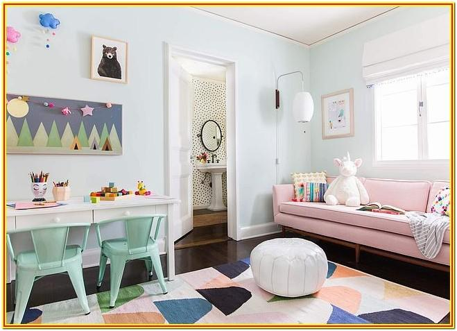 Children's Playroom Paint Ideas