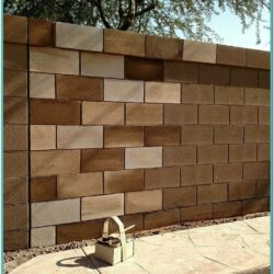 Cinder Block House Paint Ideas
