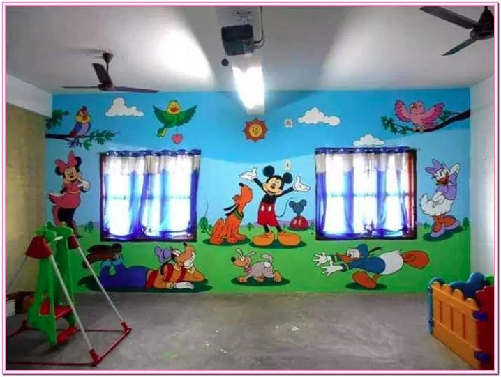 Class Room Painting Ideas