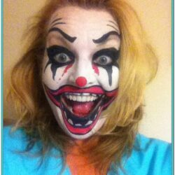 Clown Face Paint Images