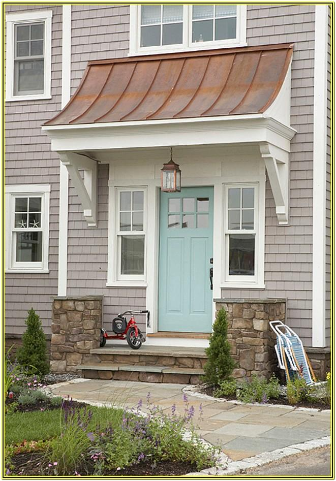 Coastal Exterior Paint Colours