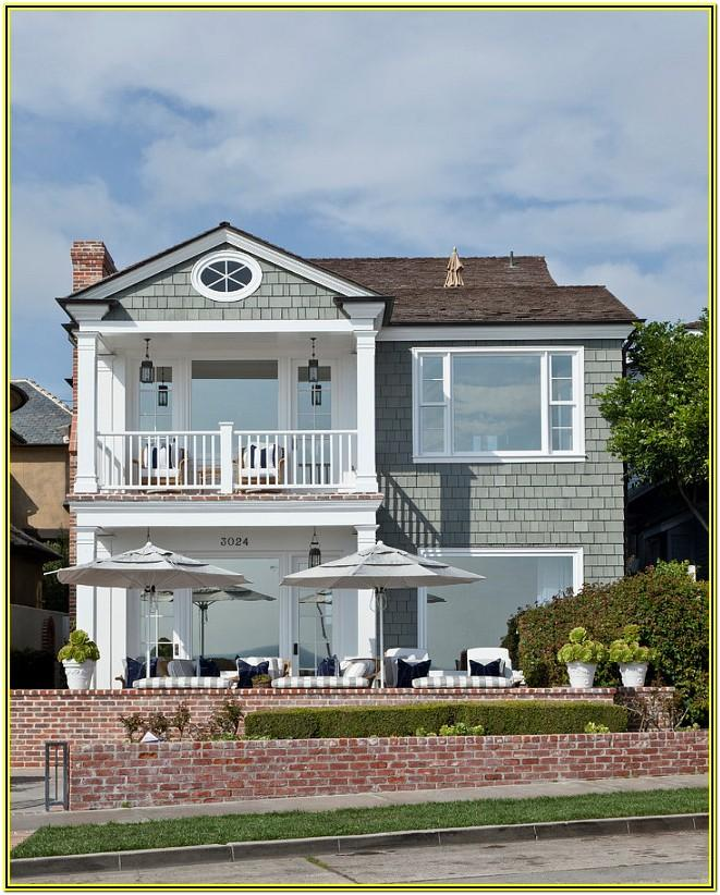 Coastal Living Exterior House Colors