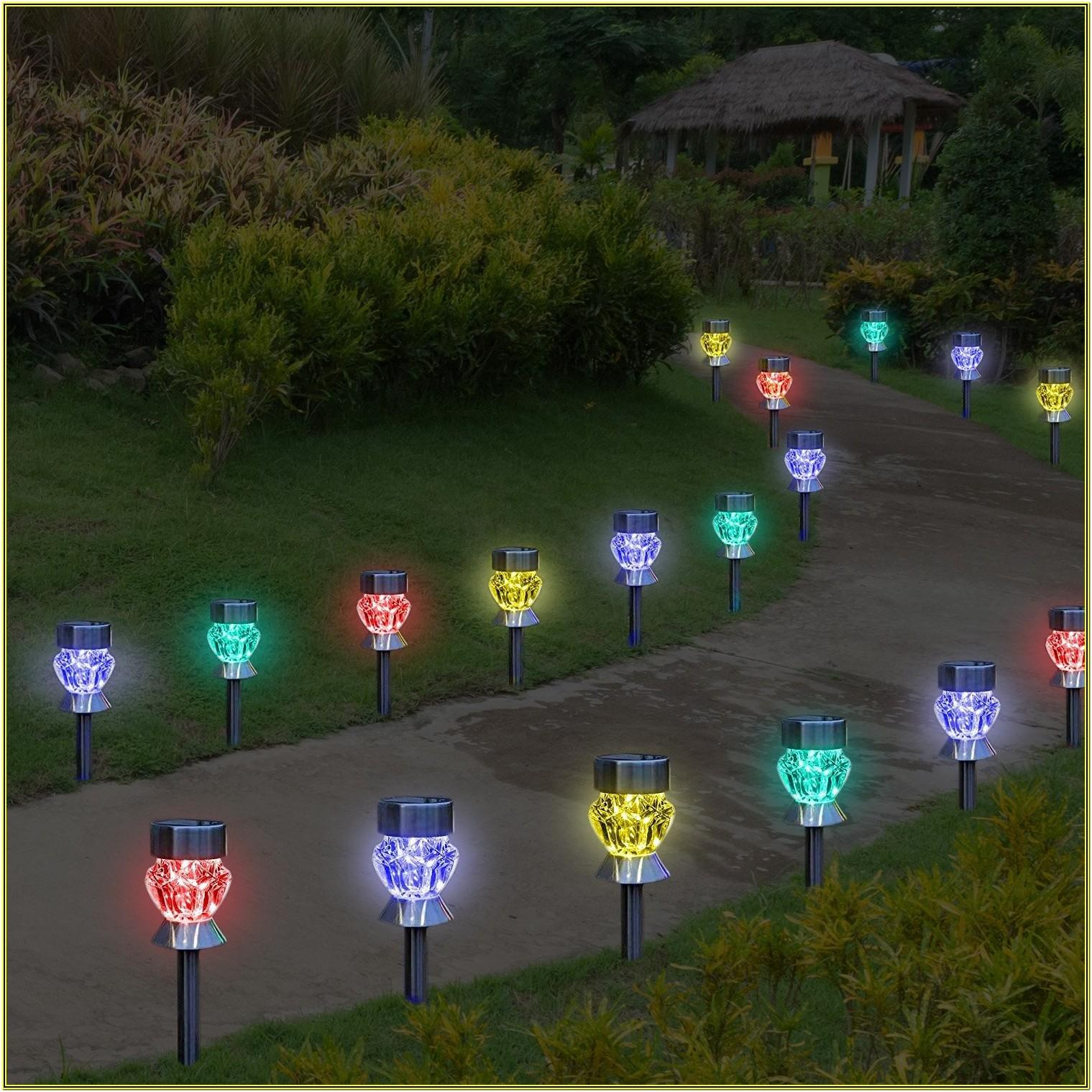 Color Changing Exterior Led Lights