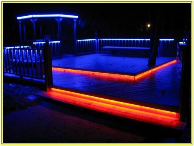 Color Changing Outdoor Led Strip Lights