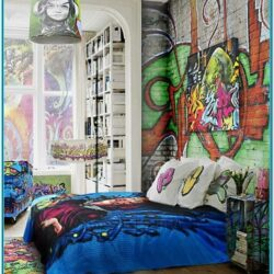 Cool Boy Bedroom Painting Ideas
