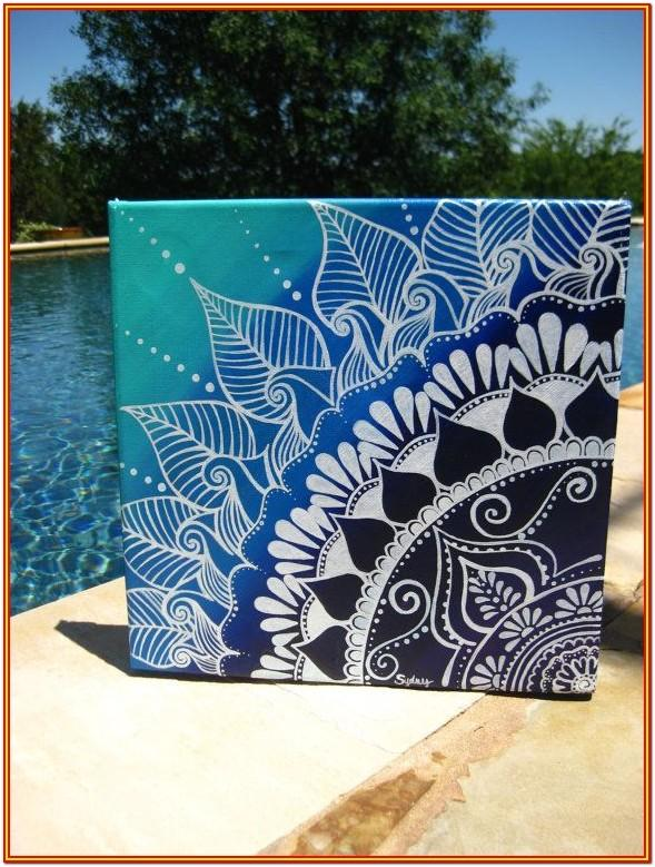 Cool Canvas Painting Ideas