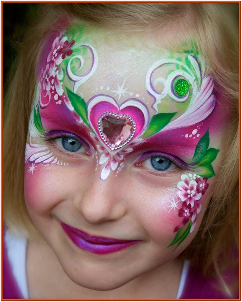 Cool Easy Face Painting Ideas