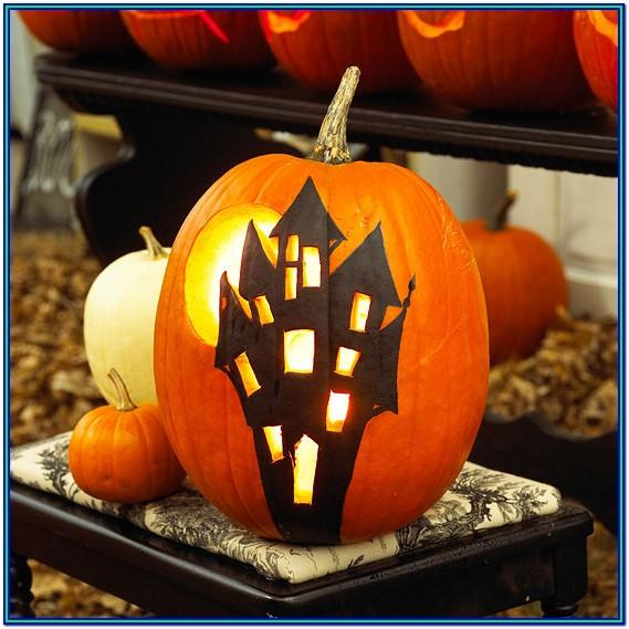 Cool Easy Pumpkin Painting Ideas