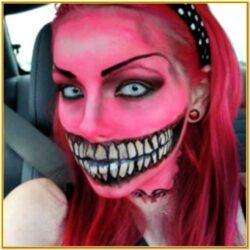 Cool Face Painting Ideas For Adults