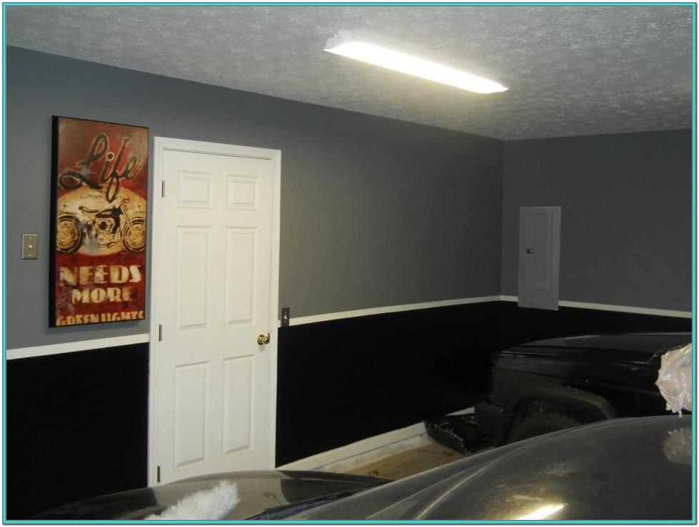 Cool Man Cave Paint Ideas