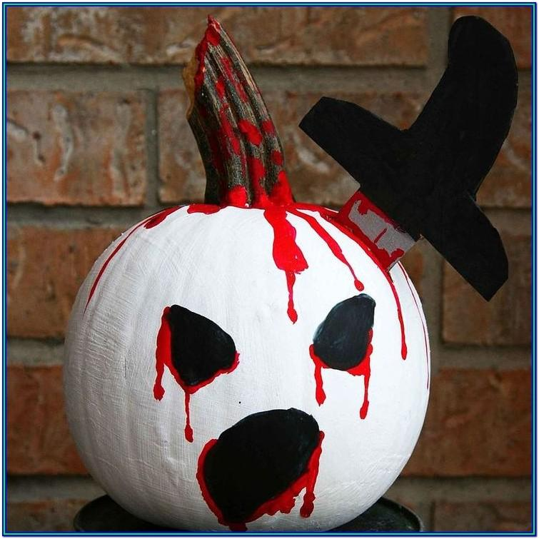 Cool Painting Ideas For Pumpkins