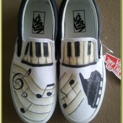 Cool Shoe Painting Ideas