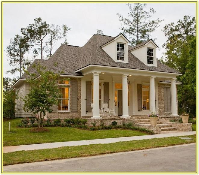 Country Homes Exterior Paint Colors