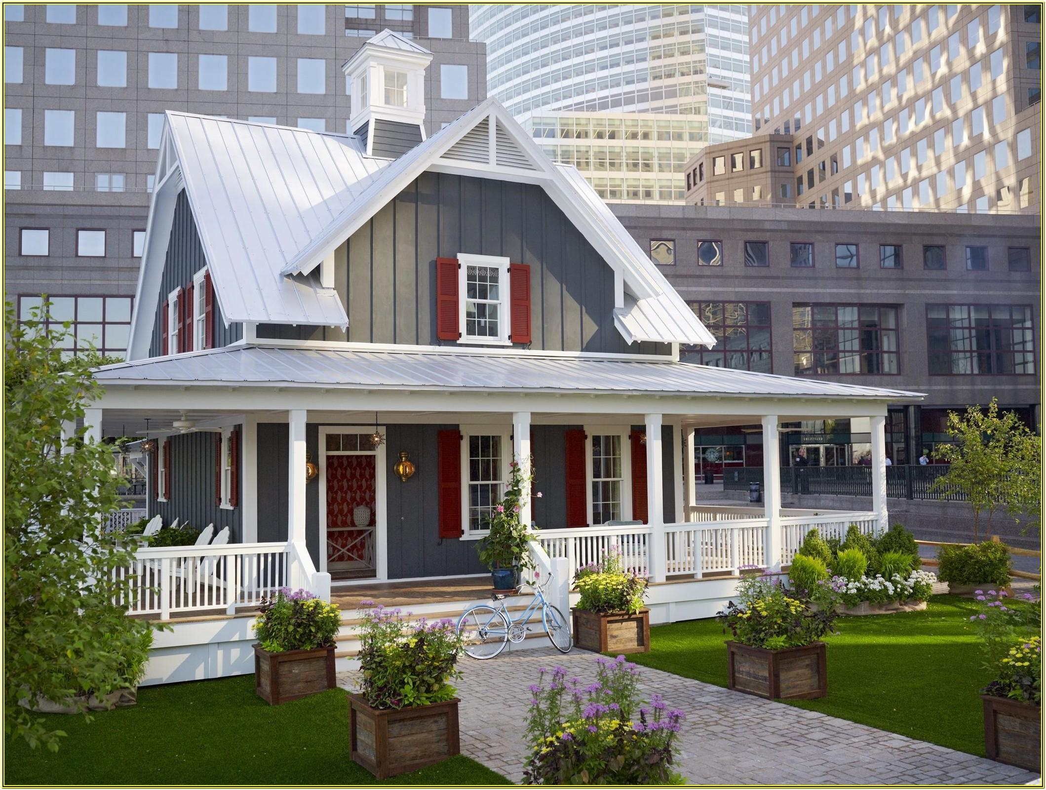 Country House Exterior Colors