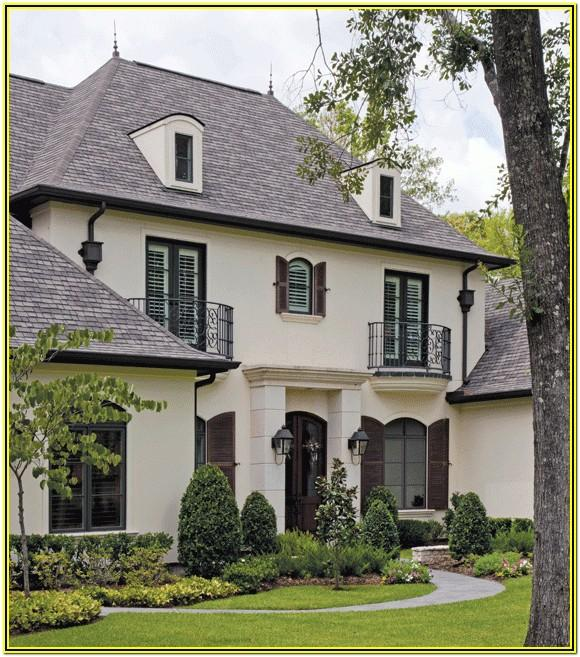country house exterior paint colors