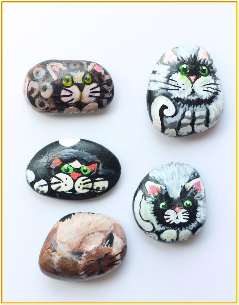 Craft Ideas Painting Rocks