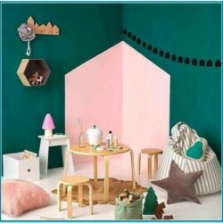 Creative Kid Bedroom Paint Ideas