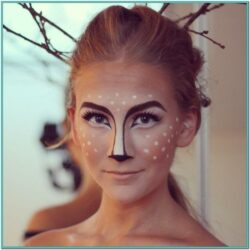 Cute Animal Face Paint Ideas