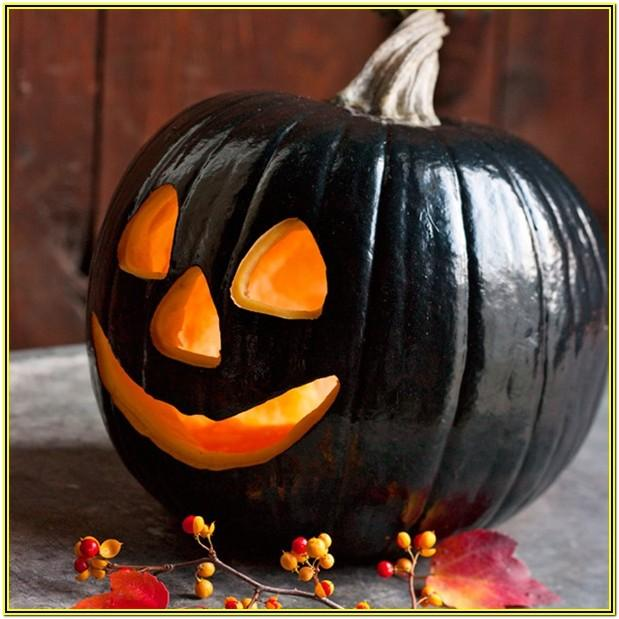 Cute Pumpkin Painting Ideas Easy
