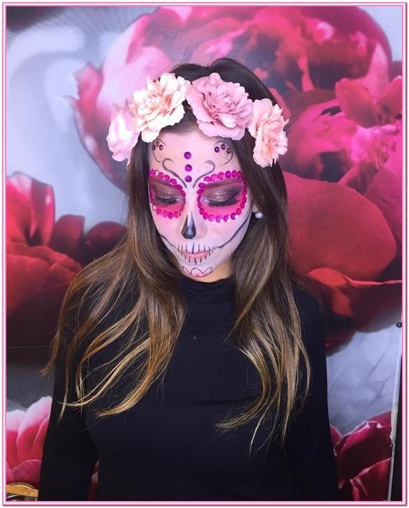 Day Of The Dead Easy Face Paint Ideas