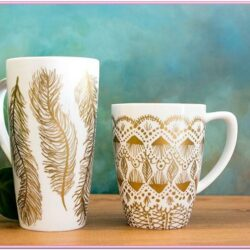 Design Ideas For Painting Mugs