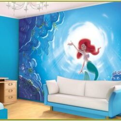 Disney Wall Painting Ideas