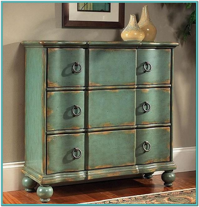 Distressed Paint Ideas