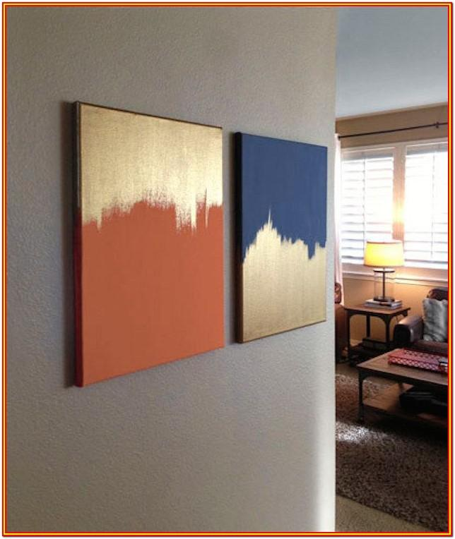 Diy Canvas Paint Ideas