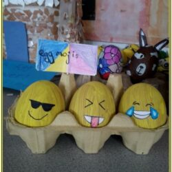 Easter Egg Decoration Ideas For School