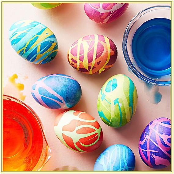 Easter Egg Dye Ideas