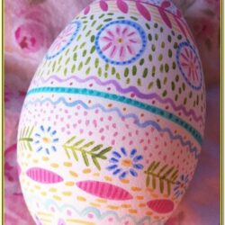 Easter Egg Painting Ideas Pinterest