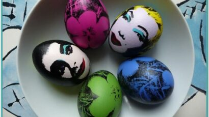 Easter Eggs Painting Ideas