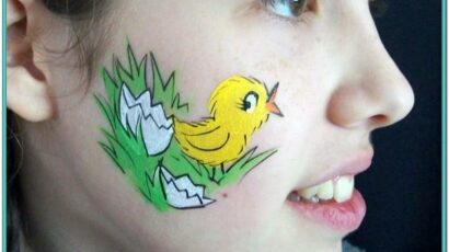 Easter Face Painting Ideas