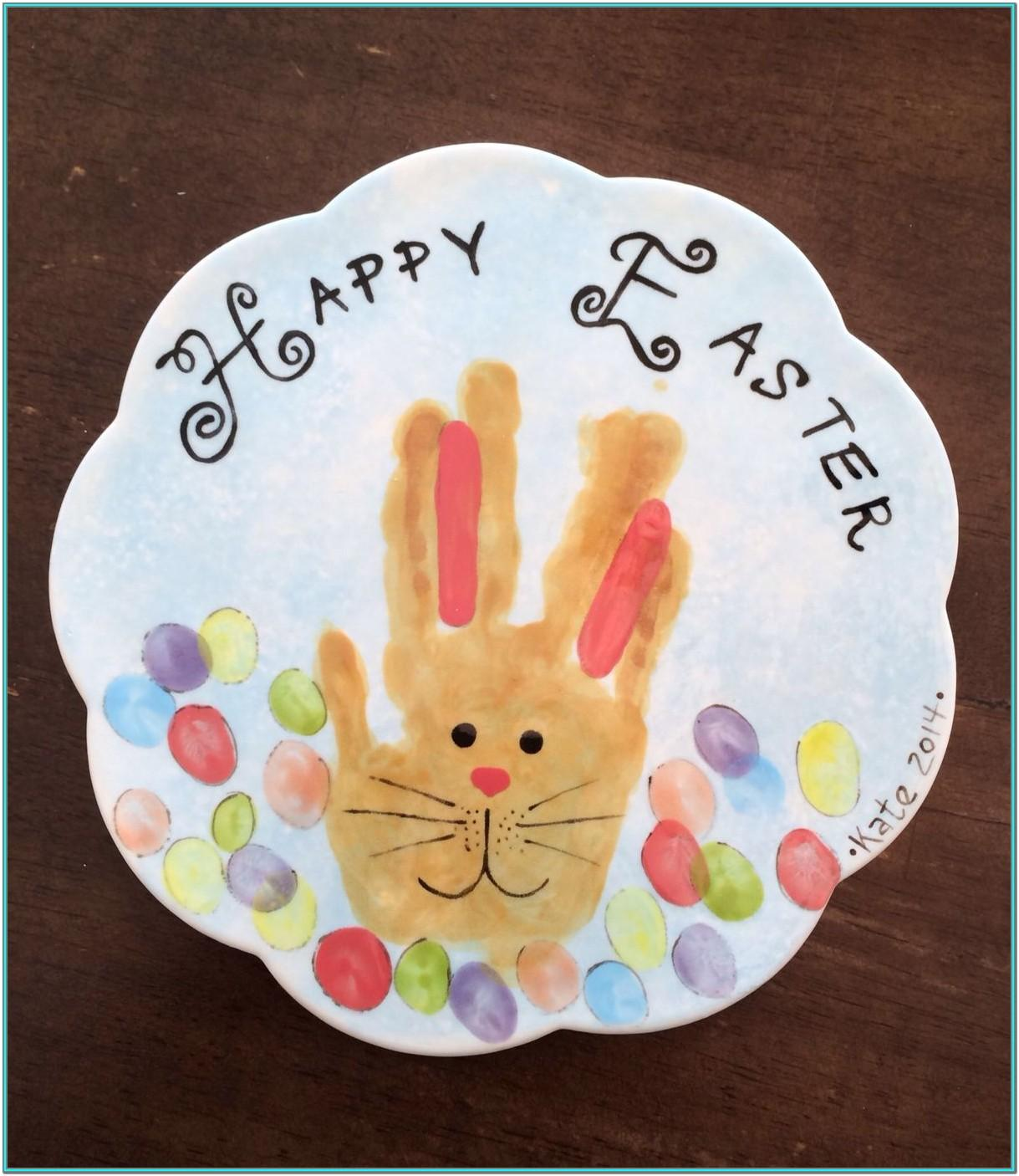 Easter Painting Ideas For Preschoolers