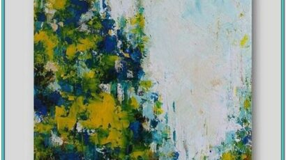 Easy Abstract Watercolor Painting Ideas