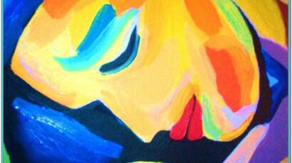 Easy Acrylic Painting Ideas For Beginners Abstract
