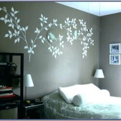 Easy Bedroom Painting Ideas