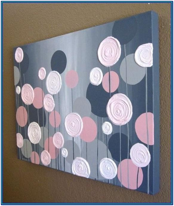 Easy Canvas Painting Ideas Home