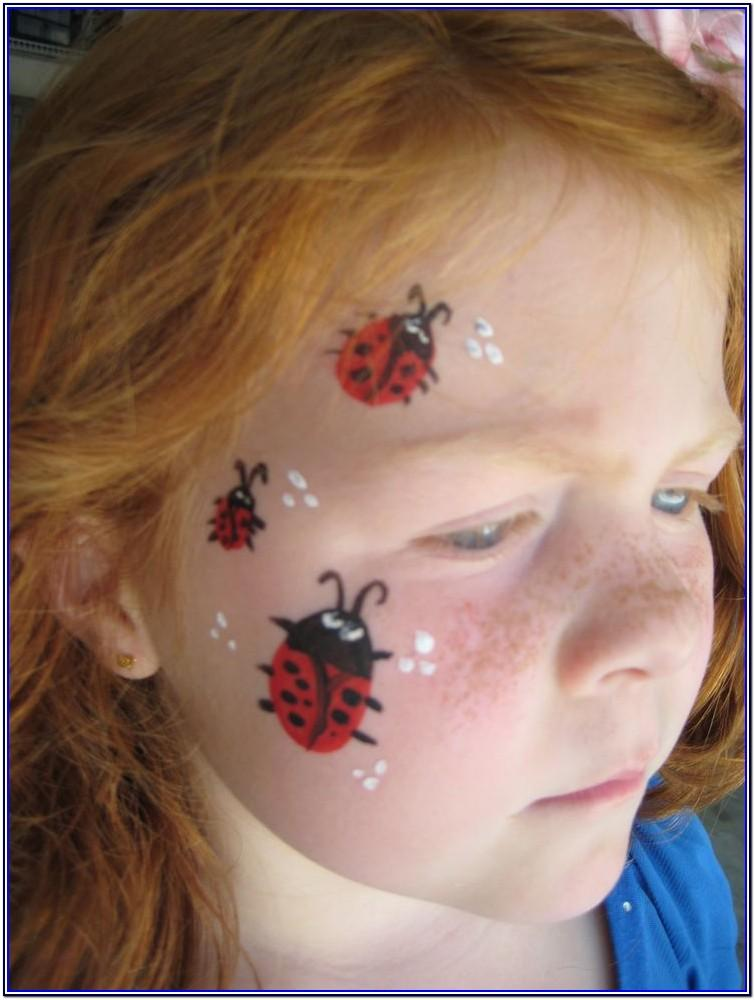 Easy Childrens Face Painting Ideas
