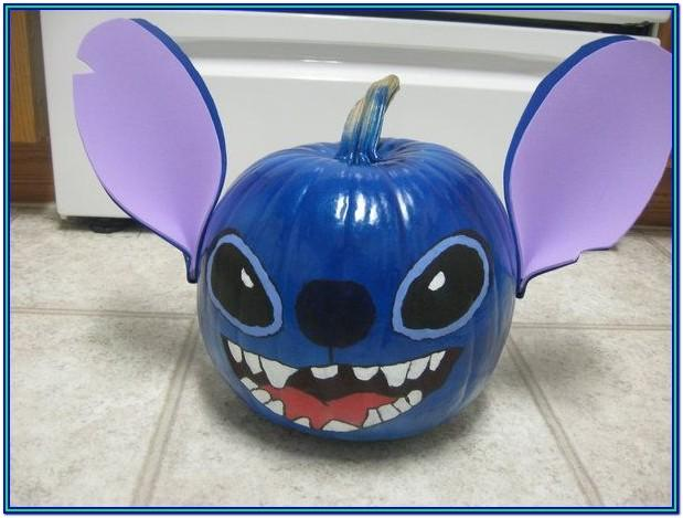 Easy Disney Pumpkin Painting Ideas