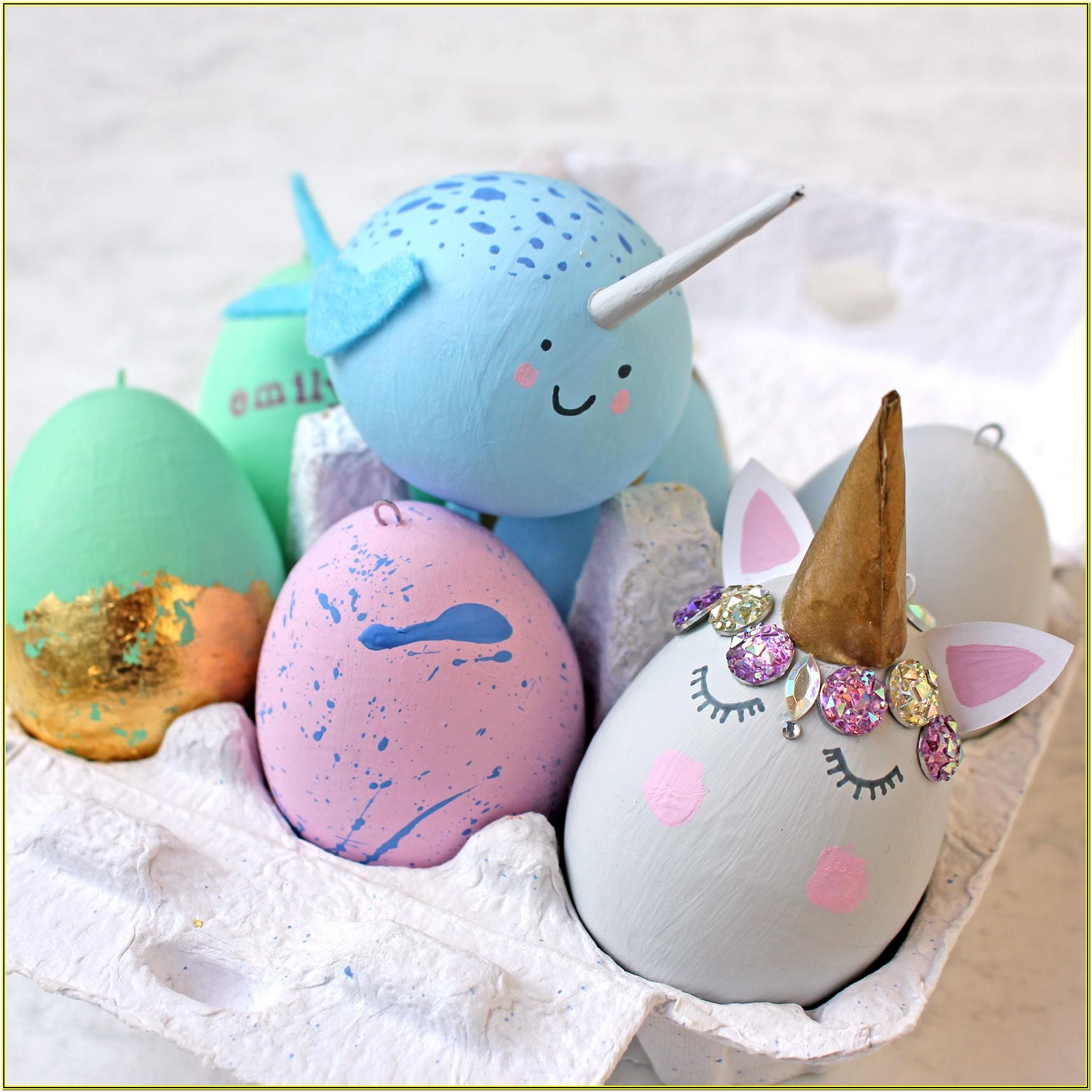 Easy Easter Egg Painting Ideas