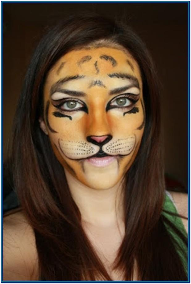 Easy Face Paint Ideas For Adults
