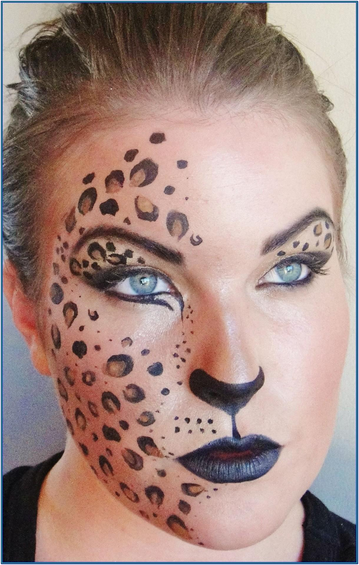Easy Face Painting Ideas For Adults