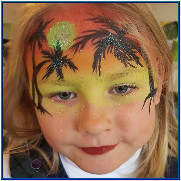 Easy Face Painting Ideas For Beginners