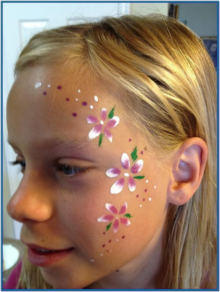 Easy Face Painting Ideas For Cheeks