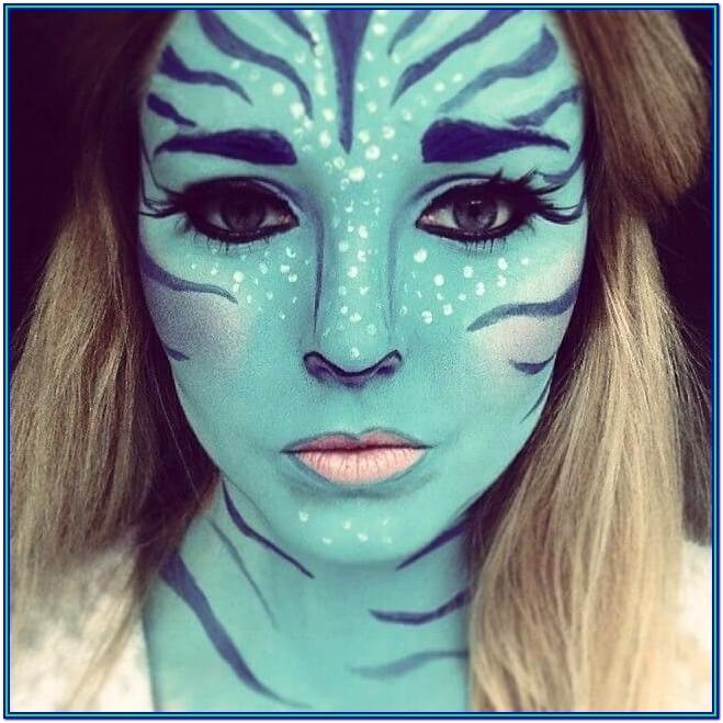 Easy Face Painting Ideas For Halloween Adults