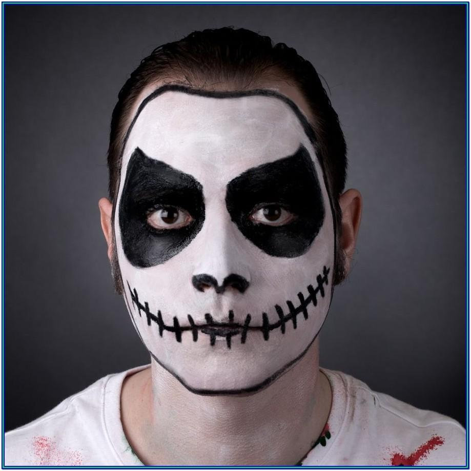 Easy Face Painting Ideas For Halloween